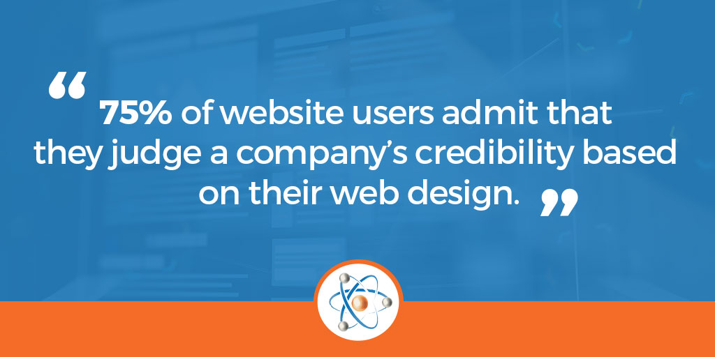 why web design is important to business