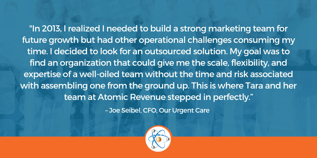 why work with atomic revenue review