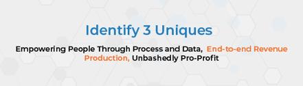 Identify-3-Uniques