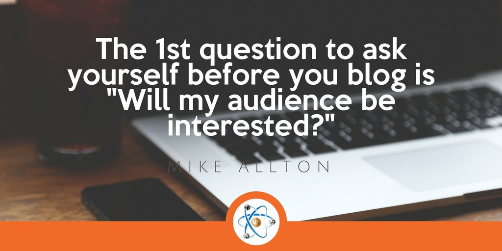 mike allton midwest digital marketing conference quote
