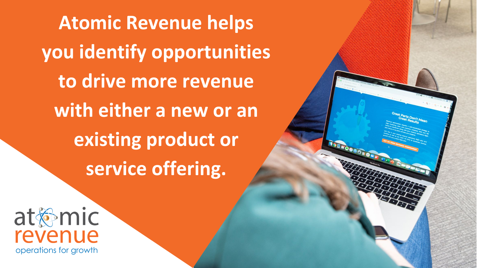 atomic revenue identify opportunities drive more revenue new existing product service offering