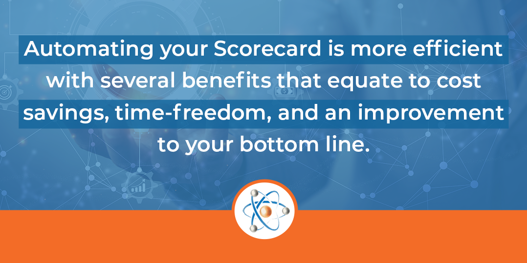 automating your scorecard