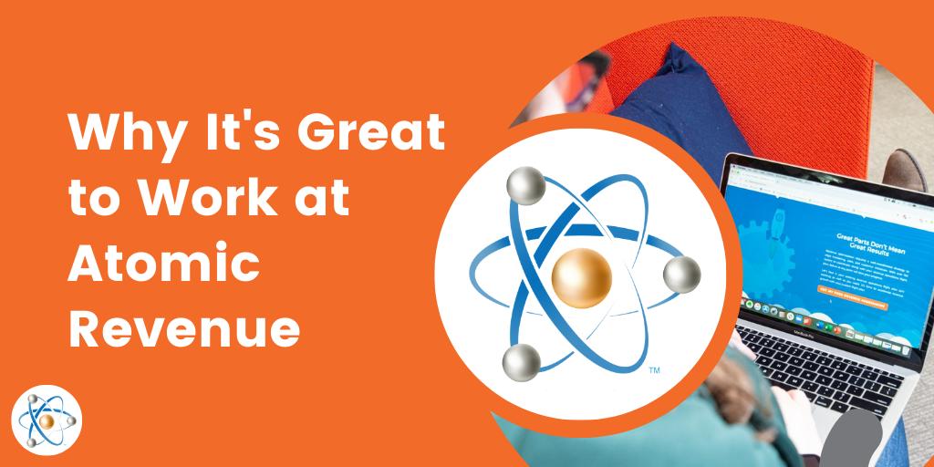 great work atomic revenue hiring recuriting career job