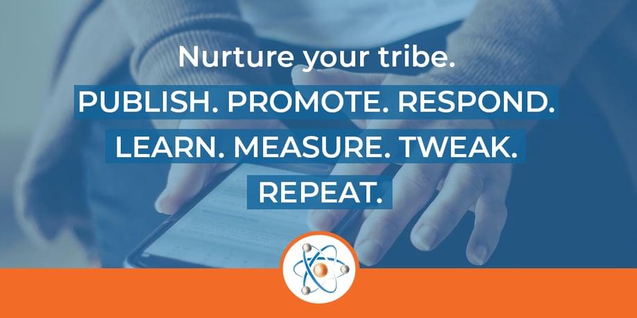 nurture your tribe publish