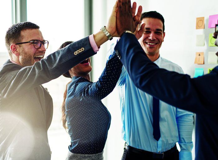 how to retain successful sales people