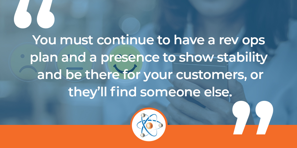 you mut be there for your customers