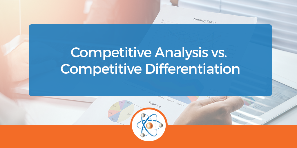 AR-Blog Banner-Competitive Analysis vs competitive differentiation