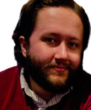 Adam Patton, Digital Operations Manager