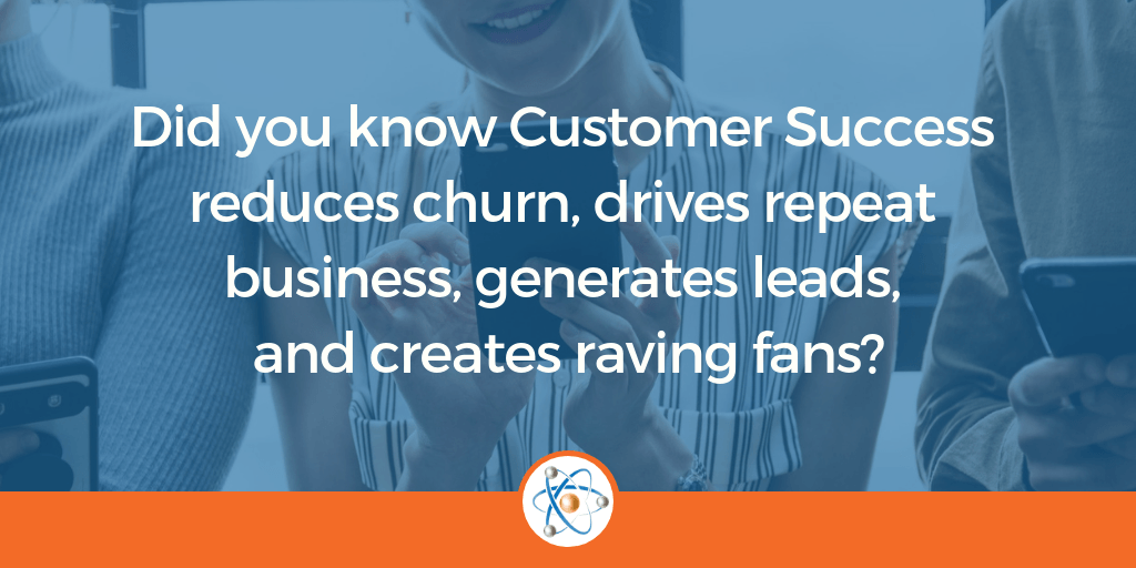 customer success generating leads